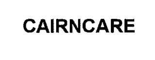 mark for CAIRNCARE, trademark #76291303