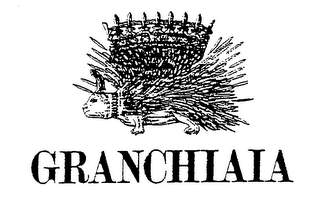 mark for GRANCHIAIA, trademark #76292154