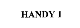 mark for HANDY 1, trademark #76293046