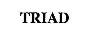 mark for TRIAD, trademark #76293475