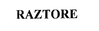 mark for RAZTORE, trademark #76294169