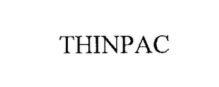 mark for THINPAC, trademark #76294816