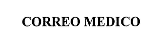 mark for CORREO MEDICO, trademark #76295719