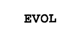 mark for EVOL, trademark #76296380