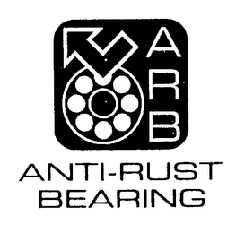 mark for ARB ANTI-RUST BEARING, trademark #76297285