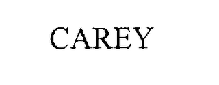 mark for CAREY, trademark #76297877