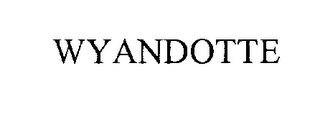 mark for WYANDOTTE, trademark #76297881