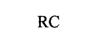 mark for RC, trademark #76298168