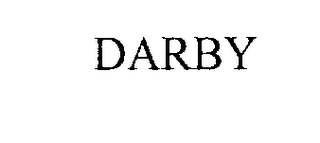 mark for DARBY, trademark #76299086