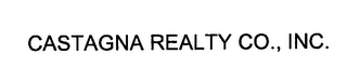 mark for CASTAGNA REALTY CO., INC., trademark #76301112