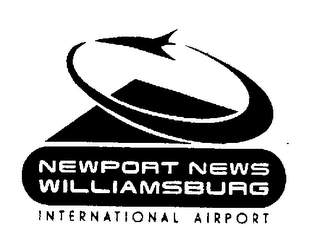 mark for NEWPORT NEWS WILLIAMSBURG INTERNATIONALAIRPORT, trademark #76301884