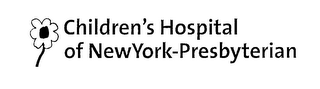 mark for CHILDREN'S HOSPITAL OF NEW YORK-PRESBYTERIAN, trademark #76302332