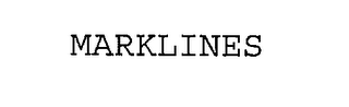 mark for MARKLINES, trademark #76303505