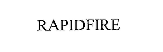 mark for RAPIDFIRE, trademark #76303730
