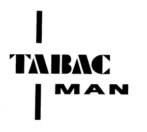 mark for TABAC MAN, trademark #76304132