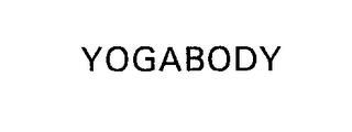 mark for YOGABODY, trademark #76304981