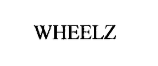 mark for WHEELZ, trademark #76305214