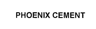 mark for PHOENIX CEMENT, trademark #76305306