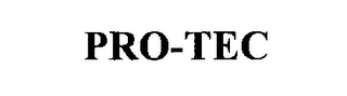 mark for PRO-TEC, trademark #76306510