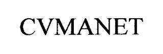 mark for CVMANET, trademark #76306530