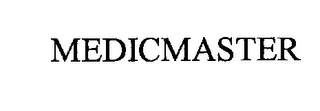 mark for MEDICMASTER, trademark #76307357
