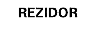 mark for REZIDOR, trademark #76308155