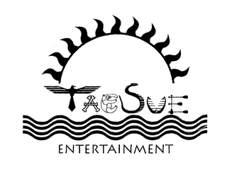 mark for TAESUE ENTERTAINMENT, trademark #76308716
