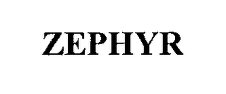 mark for ZEPHYR, trademark #76308745