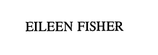 mark for EILEEN FISHER, trademark #76309460