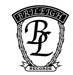 mark for BL BRILEIGH RECORDS, trademark #76310204