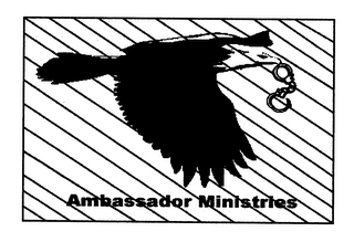 mark for AMBASSADOR MINISTRIES, trademark #76311100