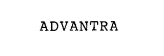 mark for ADVANTRA, trademark #76311252