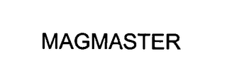 mark for MAGMASTER, trademark #76311340