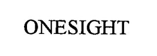 mark for ONESIGHT, trademark #76311985
