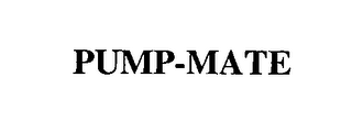 mark for PUMP-MATE, trademark #76312212
