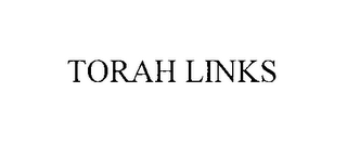 mark for TORAH LINKS, trademark #76312237