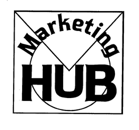 mark for MARKETING HUB, trademark #76312947