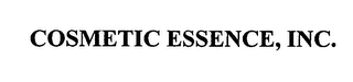 mark for COSMETIC ESSENCE, INC., trademark #76313017