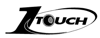 mark for 1TOUCH, trademark #76315401