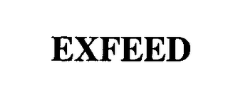 mark for EXFEED, trademark #76315742
