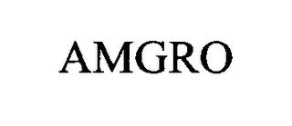 mark for AMGRO, trademark #76315750