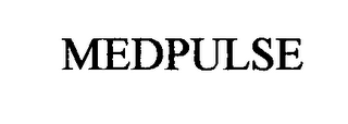 mark for MEDPULSE, trademark #76315902