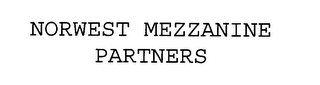 mark for NORWEST MEZZANINE PARTNERS, trademark #76318448