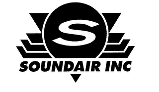 mark for S SOUNDAIR INC, trademark #76318588