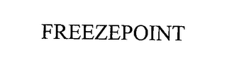 mark for FREEZEPOINT, trademark #76319074