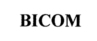 mark for BICOM, trademark #76320670