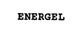 mark for ENERGEL, trademark #76321065