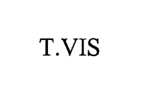 mark for T.VIS, trademark #76322035