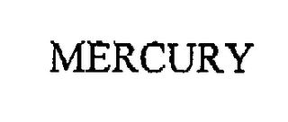 mark for MERCURY, trademark #76322323