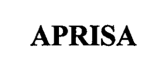 mark for APRISA, trademark #76323688